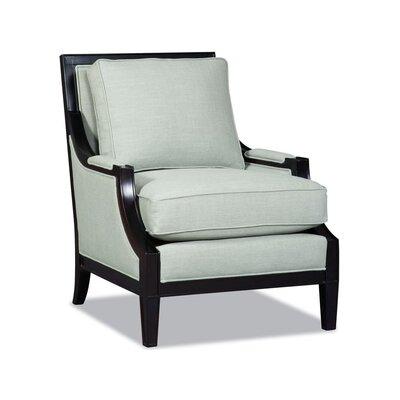 Loki Exposed Wood Armchair