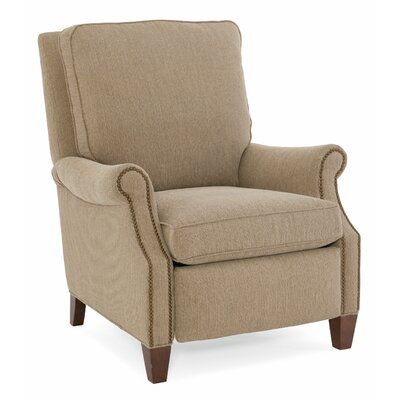 Brendan Manual Recliner Upholstery: Cream