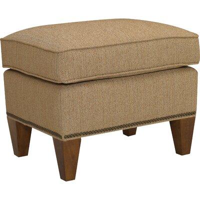 Harvard Ottoman Upholstery: Sand Fabric