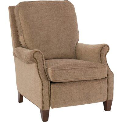 Brendan Manual Recliner Upholstery: Beige