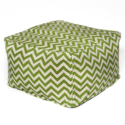 Bean Bag Pouf Upholstery: Apple - Green