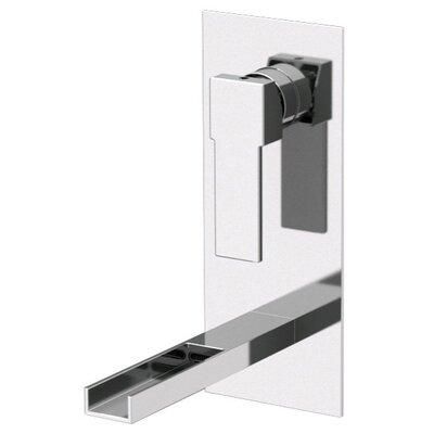 Single Handle Wall Mounted Bathroom Sink Faucet