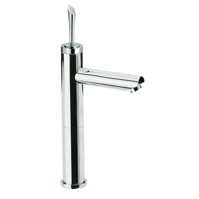 Single Handle Deck Mounted Bathroom Sink Faucet