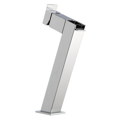Single Lever Deck Mounted Bathroom Sink Faucet