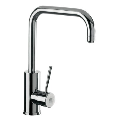 Single Mounted Deck Mounted Kitchen Sink Faucet