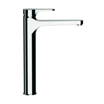 Single Handle Deck Mounted Bathroom Sink Faucet