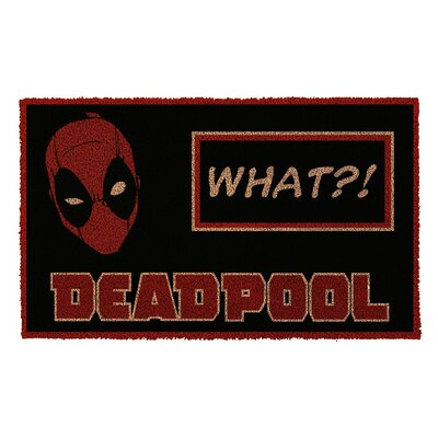 Deadpool What Doormat