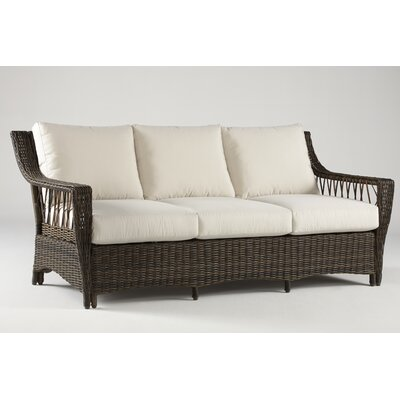 Saint John Sofa with Cushions Fabric: Sand