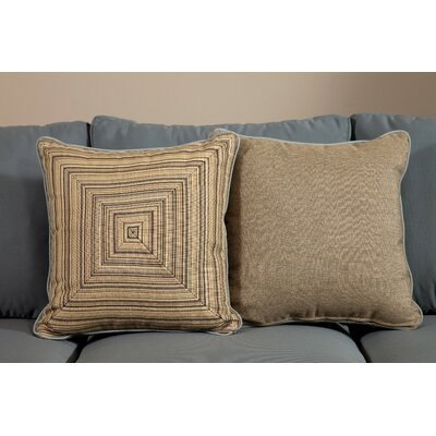 Aura Medium Indoor/Outdoor Sunbrella Throw Pillow