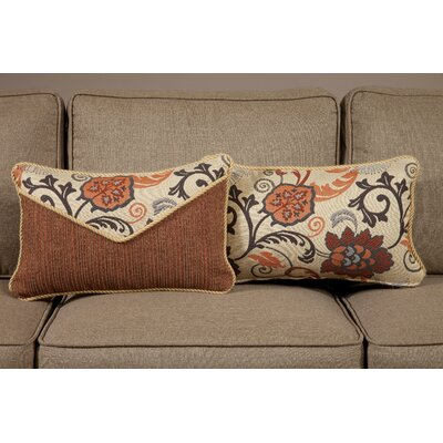 Dimone Small Indoor/Outdoor Sunbrella Throw Pillow
