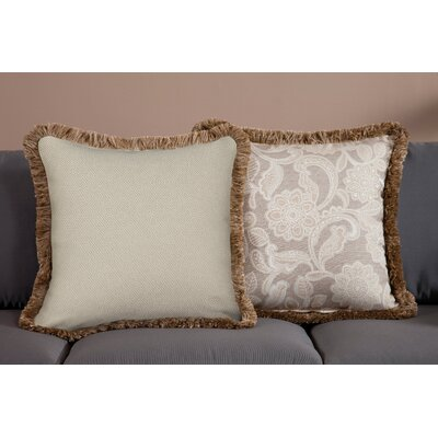 Milano Large Indoor/Outdoor Sunbrella Throw Pillow