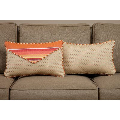 Fiesta Small Indoor/Outdoor Sunbrella Throw Pillow