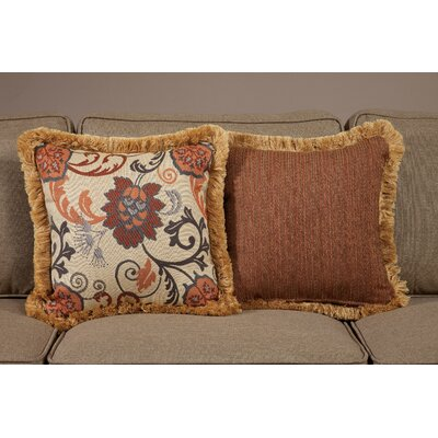 Dimone Medium Indoor/Outdoor Sunbrella Throw Pillow