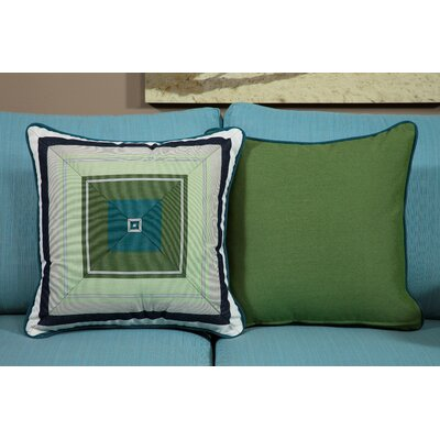 Baltic Medium Indoor/Outdoor Sunbrella Throw Pillow