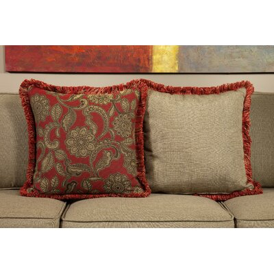 Dorsett Large Indoor/Outdoor Sunbrella Throw Pillow