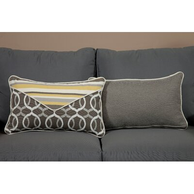 Small Indoor/Outdoor Sunbrella Throw Pillow