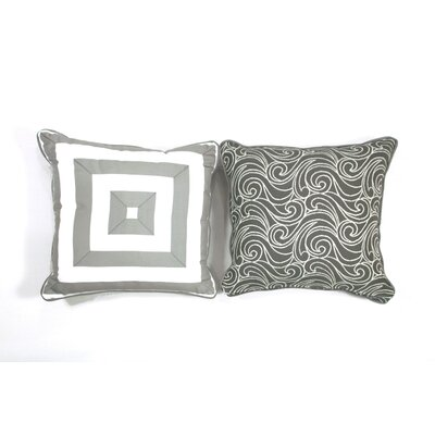 Medium Indoor/Outdoor Sunbrella Throw Pillow
