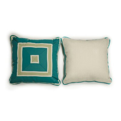 Medium Indoor/Outdoor Sunbrella Throw Pillow