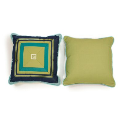 Calypso Medium Indoor/Outdoor Sunbrella Throw Pillow