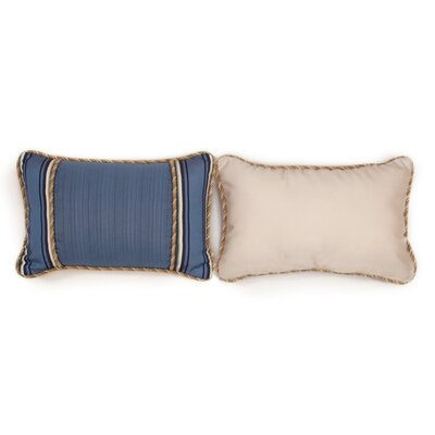 Bondi Small Indoor/Outdoor Sunbrella Throw Pillow