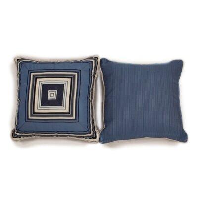 Bondi Medium Indoor/Outdoor Sunbrella Throw Pillow