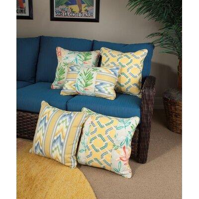 Cabana Life Opal Throw Pillow