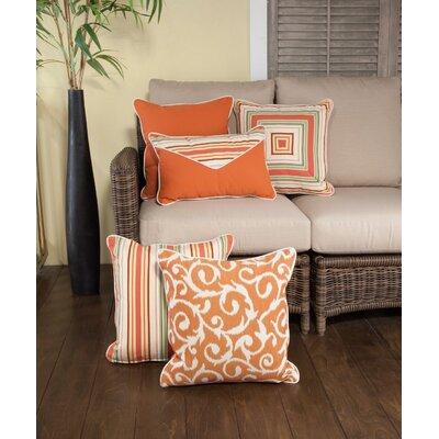 Cabana Life Luxe Chateau Lumbar Pillow