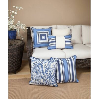 Cabana Life Luxe Tradewinds Throw Pillow