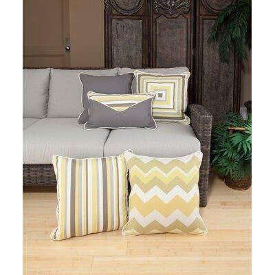 Cabana Life Luxe Bounce Lumbar Pillow