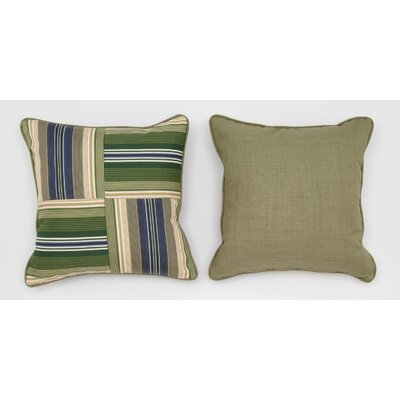 Cabana Life Garden Throw Pillow