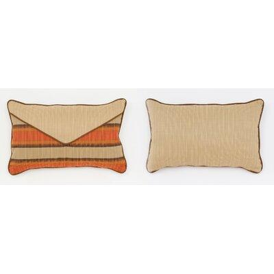 Cabana Life Luxe Flame Lumbar Pillow