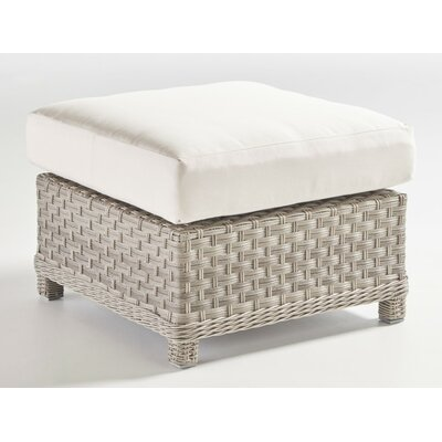 Mayfair Ottoman Fabric: Dove