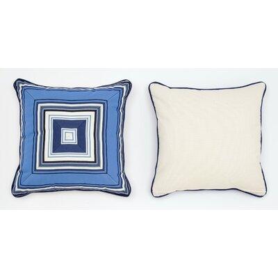 Cabana Life Luxe Tradewinds Throw Pillow