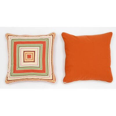 Cabana Life Luxe Chateau Throw Pillow