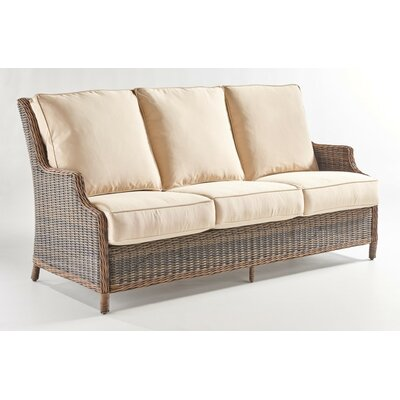 Barrington Sofa with Cushion Fabric: Cayenne