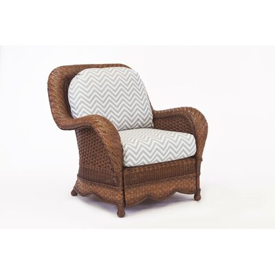 Autumn Morning Jasmine Antique Stripe Armchair