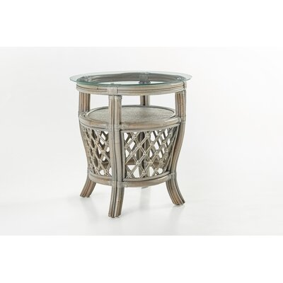 Nadine End Table Finish: Willow