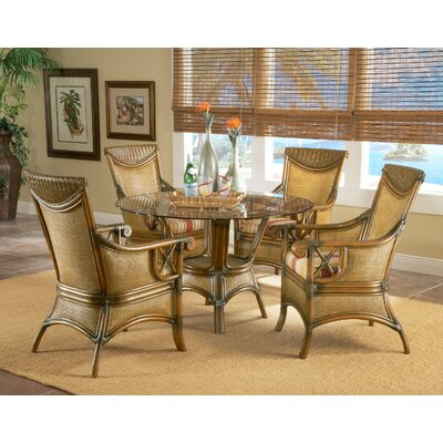 Pacifica Dining Table Size: 30 H x 42 W x 42 D