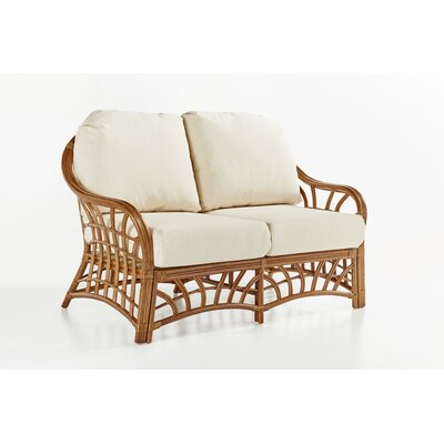 New Kauai Loveseat Upholstery: Sachi Pool