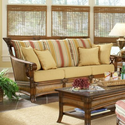 Pacifica Jasmine Antique Stripe Sofa