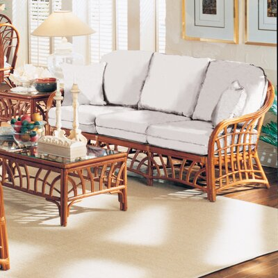 New Kauai Sofa Upholstery: Dening Greige Natural