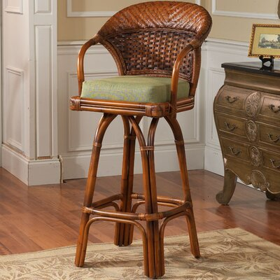 Autumn Morning 24 Swivel Bar Stool
