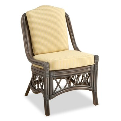 Nadine Side Chair Upholstery: Vera Cruz Fossil