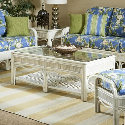 Bermuda Coffee Table Finish: Whitewash