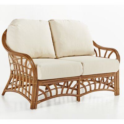 New Kauai Bamboozel Plantain Loveseat