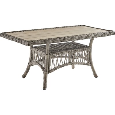 Westbay Coffee Table with Poly Top