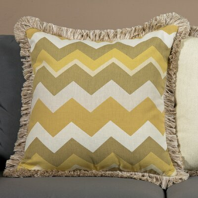 Large Indoor/Outdoor Sunbrella Throw Pillow