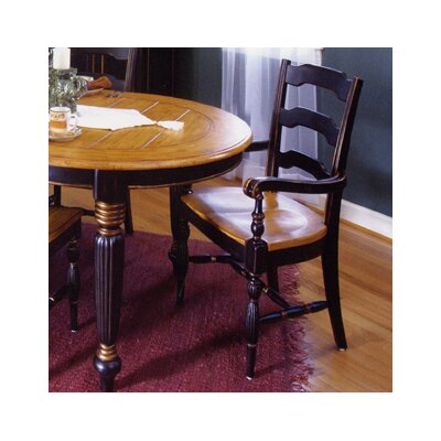 Village Square Solid Wood Dining Chair (Set of 2)