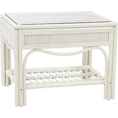 Bermuda End Table Color: Whitewash