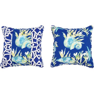 Cabana Life Marina Throw Pillow